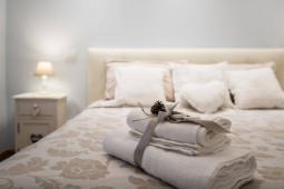 casa-vacanze-roma-vaticano-letto